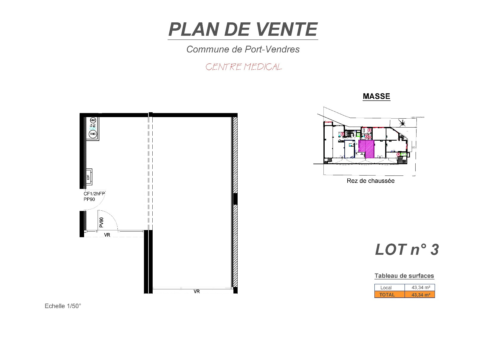 Vente locaux professionnels port vendres - Maison de retraite la castellane port vendres ...