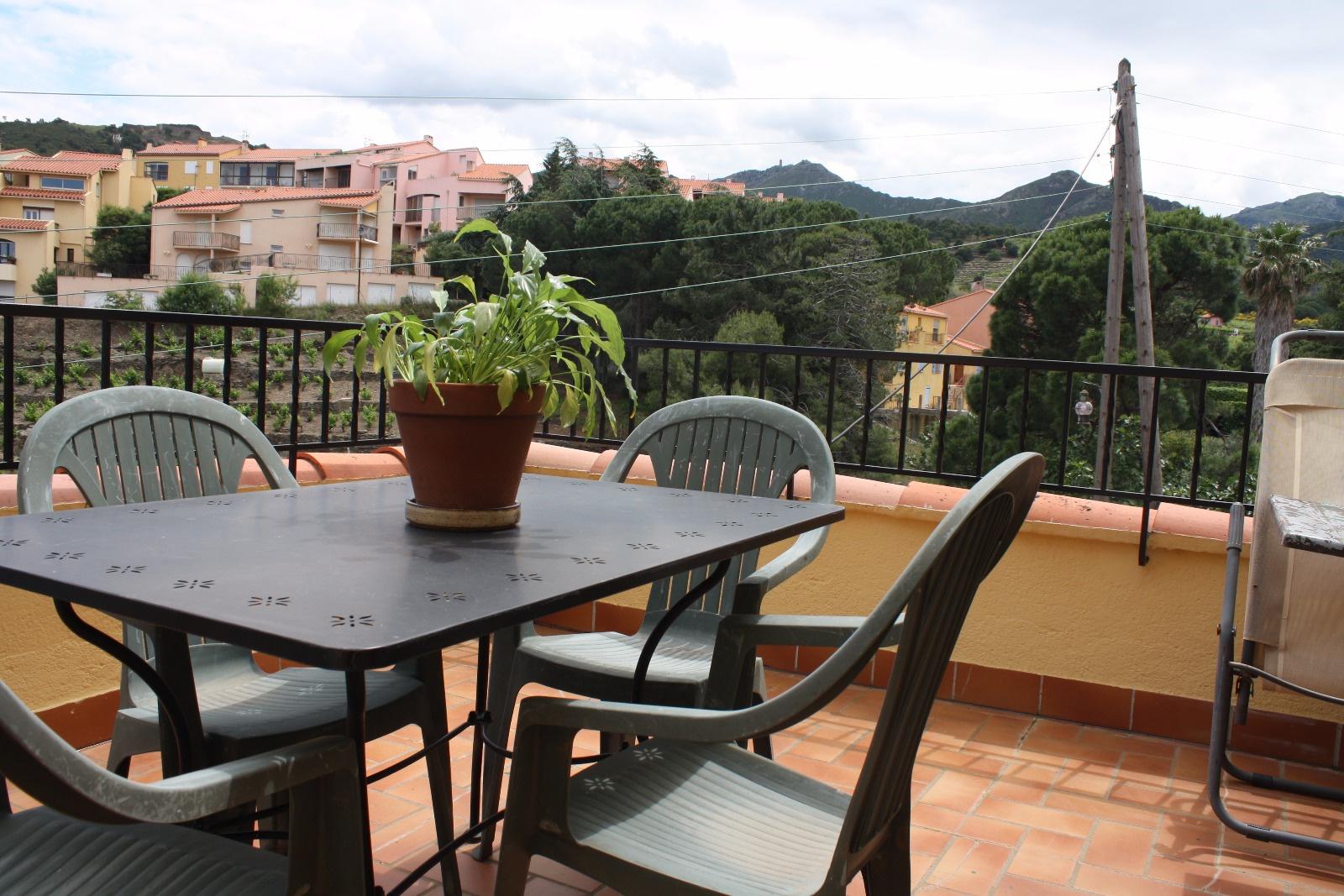 Vente maison collioure avec barrio immobilier for Acheter maison collioure